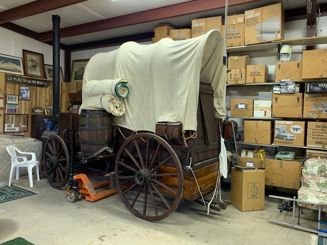 Texas Wagon Works Sales Department
